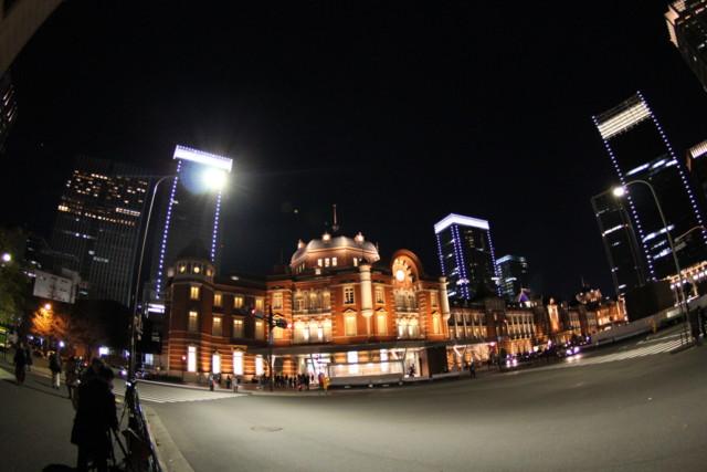 Tokyo-station,Tokyo-Michiterasu-2013