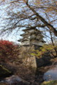 [trp-ao1405]Tenshukaku,Hirosaki-Park