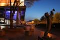 [trp-ao1405]HirosakiCityOffice-and-Iwaki-san,Hirosaki-Park