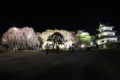 [trp-ao1405]p01,Yozakura,Tenshu-kaku,HonMaru,Hirosaki-Park