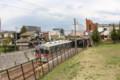 [trp-ao1405]Chuo-Hirosaki-st,from-YoshinoCho-Ryokuchi-Park,Hirosaki