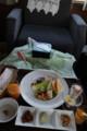 [trp-twi1411]Breakfast,RoomService,ObservationSuiteRoom,TwilightExpress8001