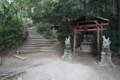 [trp-takao15]course-end,Inariyama-course,takao-san-hiking,tokyo