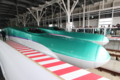[hokkaido-shinkansen-1603]Shinkansen-h5kei,ShinHakodate-hokuto