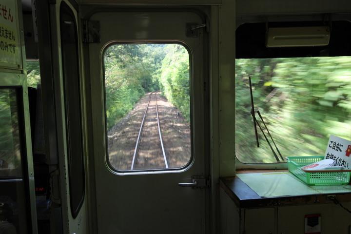 Watarase-Keikoku-Railway,Gumma