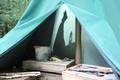 [hanno-2007]snufkin-tent,Moomin-valley-Park,hanno-saitama