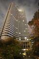 night-UpView,Hotel-New-Ootani-GardenTower,kioicho,2011-Yotsuya-tokyo