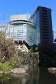 morning-view,Nihon-Teien,Hotel-New-Ootani-GardenTower,kioicho,2011-Yotsuya-tokyo