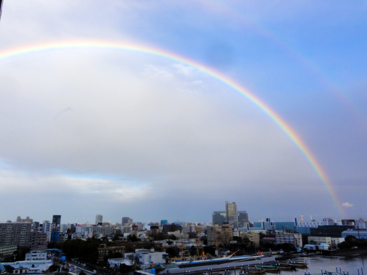 2021-02-15-Tokyo-JPN-rainbow
