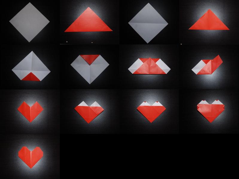 折り紙の 簡単な折り紙の折り方 : yorozu-kotonoha.hatenablog.com