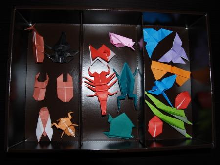 クリスマス 折り紙 折り紙 セミ 簡単 : yorozu-kotonoha.hatenablog.com