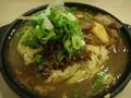 お昼:臭豆腐