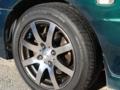 新しいタイヤとホイール交換 (176600km)