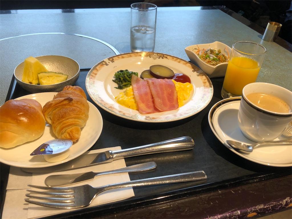 朝食@資格取得サラリーマン