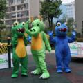 キョウリュウ着ぐるみ http://www.mascotshows.jp/category/dinosaur.html
