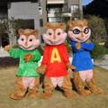 アルビンとチップマンクス着ぐるみ http://www.mascotshows.jp/category/alvin-and-