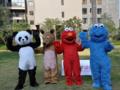 パンダの着ぐるみ http://www.mascotshows.jp/category/panda.html