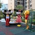 ミッキーマウス ミニーマウス クマのーさん 着ぐるみ http://www.masc