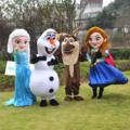 アナと雪の女王 http://www.mascotshows.jp/category/Frozen-kigurumi.html