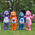 ケアベア着ぐるみ http://www.mascotshows.jp/category/carebear.html