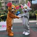 トムとジェリー着ぐるみ http://www.mascotshows.jp/product/Tom-and-Jerry-Mascot-Costu