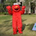 セサミストリートエルモの着ぐるみ  http://www.mascotshows.jp/product/elmo-masco