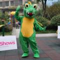キョウリュウ着ぐるみ,着ぐるみダイナソア http://www.mascotshows.jp/product/d
