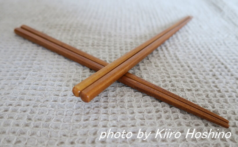 TOMATO畑追加購入、箸