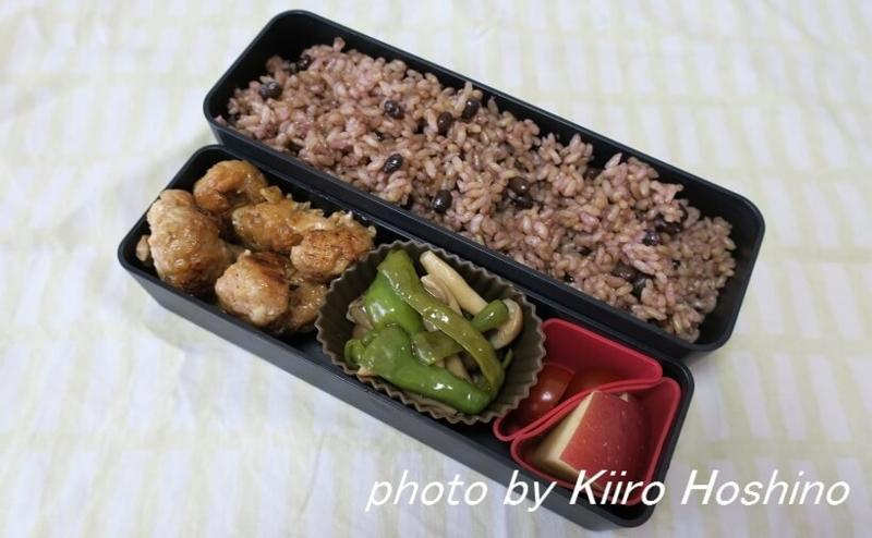 お弁当、20116-8-17