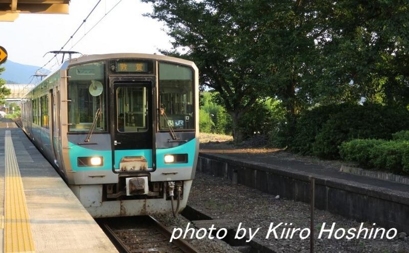 青春18京都・若狭、敦賀行(三方駅)
