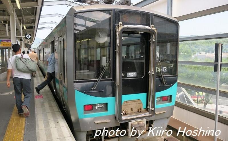 青春18京都・若狭、敦賀行(東舞鶴駅)