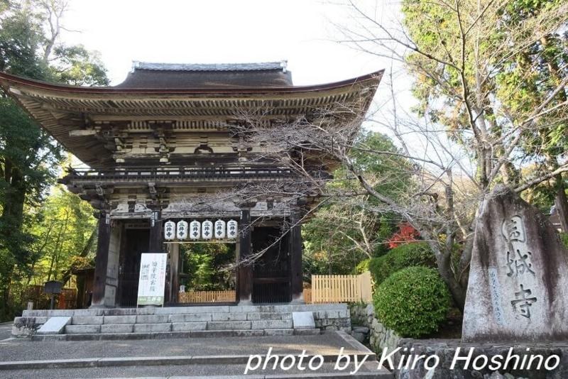 三井寺、仁王門