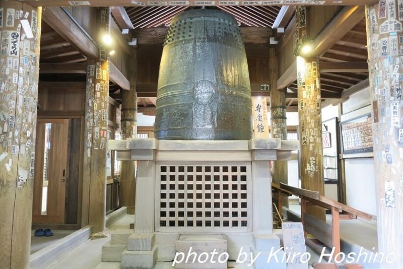 三井寺、弁慶の引き摺り鐘