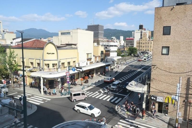 もみの気ハウス京都、四条通