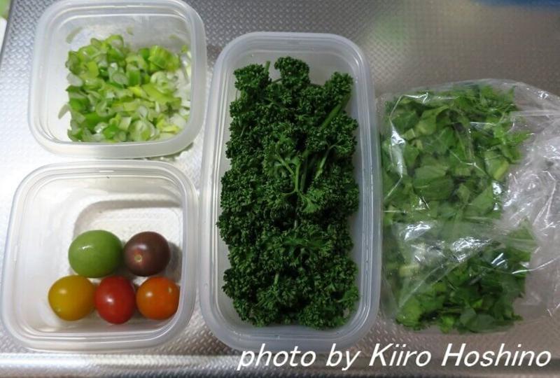すぐに使える野菜