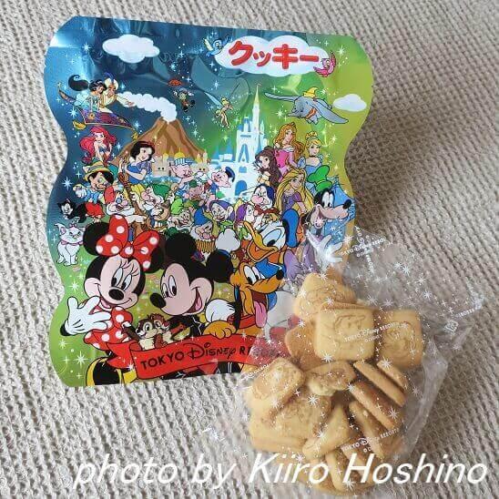 TDRクッキー袋