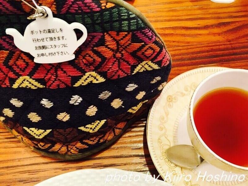 ヒロコーヒー大丸梅田店、ウバ