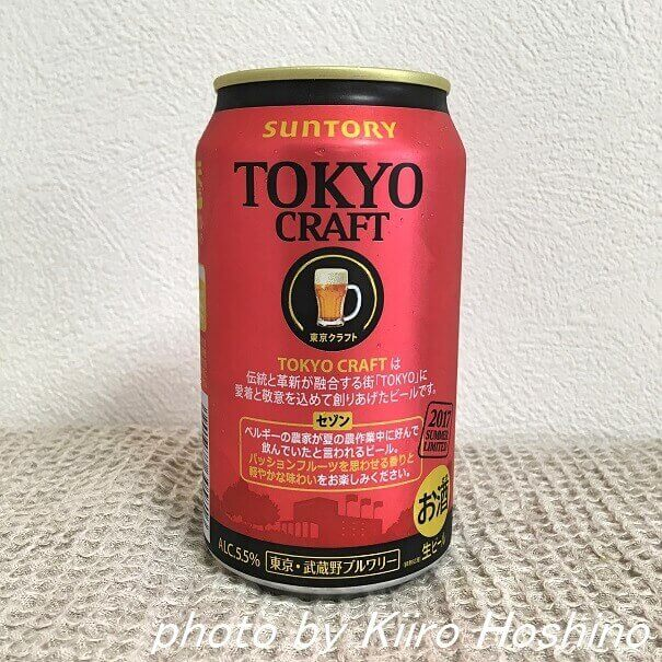 サントリー・東京クラフト缶