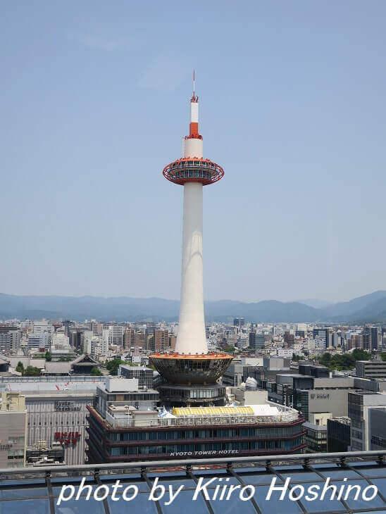 五山望、京都タワー