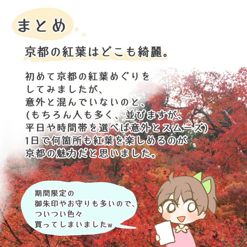 京都の紅葉まとめ