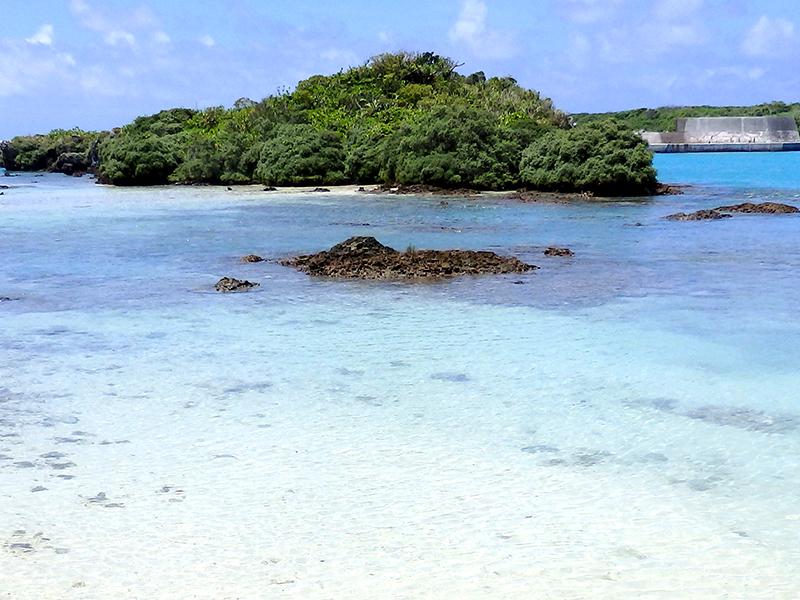 沸騰島 喜界島