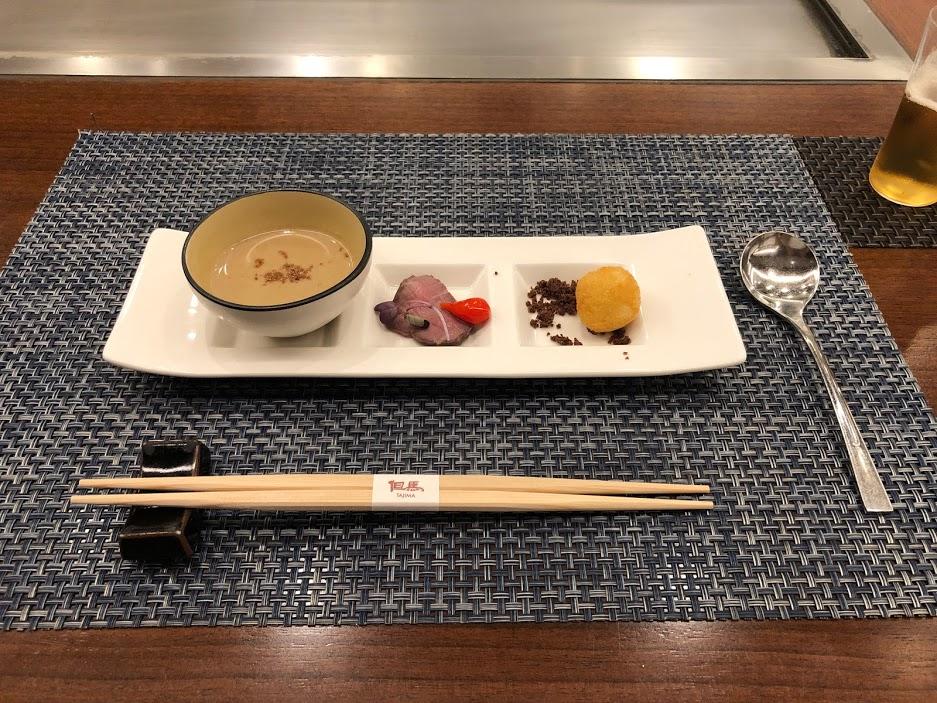 鉄板焼 但馬 | 神戸ポートピアホテル