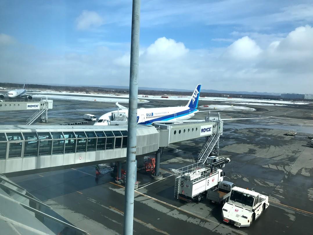 北海道 札幌 千歳空港