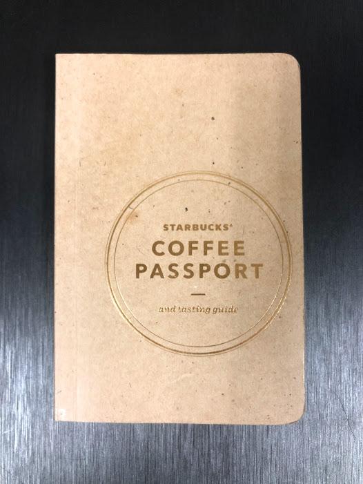 スターバックスのコーヒーパスポート