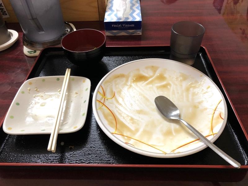 神戸三ノ宮 中華食堂「幸福源」 おすすめランチ