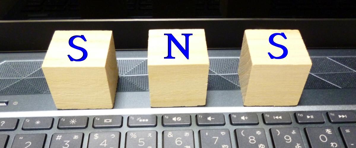 ブログのアクセスアップ   SNSを活用