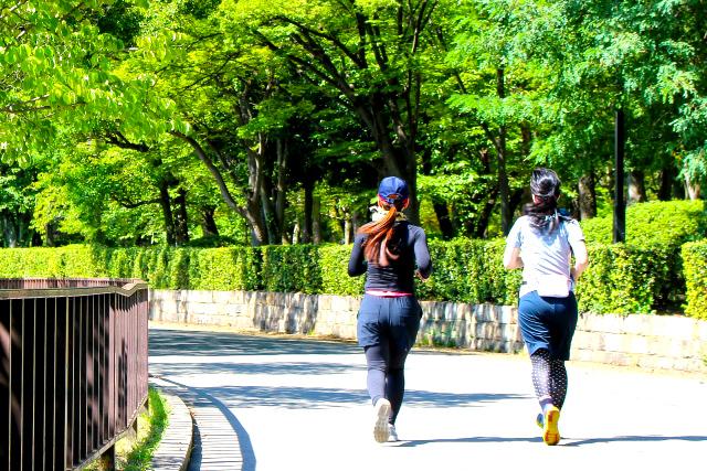軽いジョギングなどの運動で慢性炎症対策