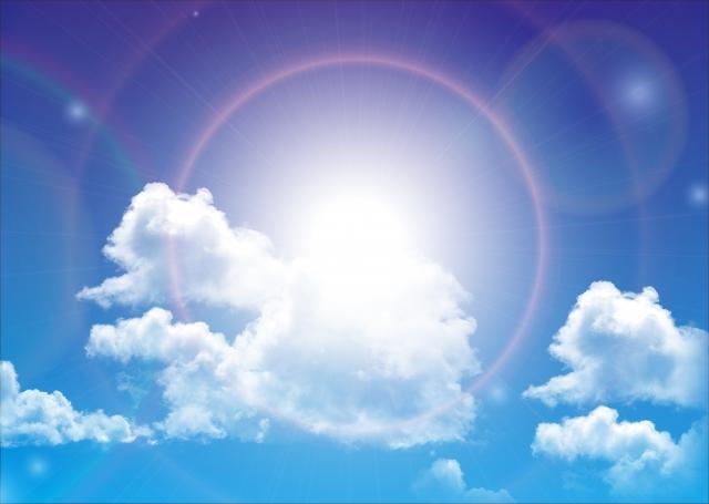 ビタミンDもメラトニンも太陽の光を浴びる日光浴によって作られる