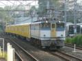 EF65-2127+銀座線1115F小田原にて