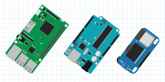 Rasbperry PI / Arduino / obniz